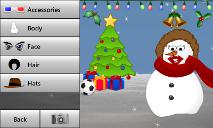 Mr Snowman Editor Screenshot