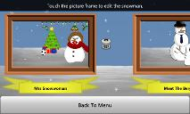 Mr Snowman Gallery Screenshot