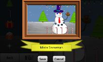 Mr Snowman Saving Screenshot