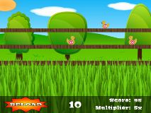 Duck Hunt Game Screenshot