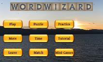 Word Wizard Menu Screenshot