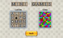 Word Wizard Mini Games Screenshot
